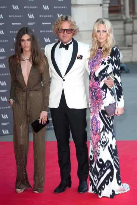 Elisa Sednaoui The Glamour of Italian Fashion