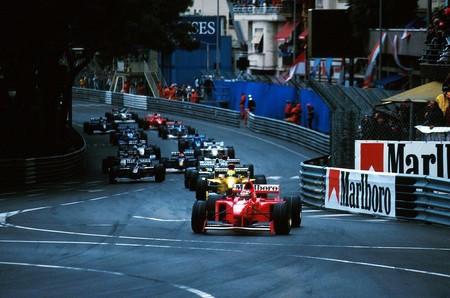 Schumacher Monaco F1 1997