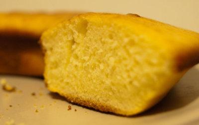 Un bizcocho que no engorda porque reemplaza grasas por fibra