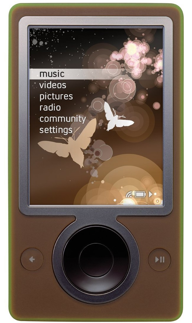Zune Brown