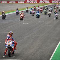 ¡Insólito! Jack Miller se ha quedado sólo en la parrilla de MotoGP y se retrasa la salida
