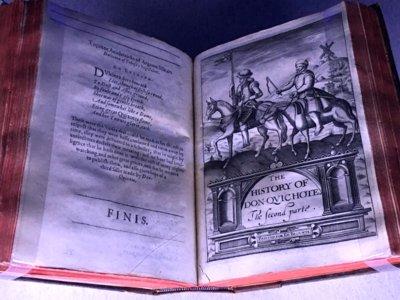 No te pierdas Atempora, la exposición del 4º centenario de Shakespeare y Cervantes