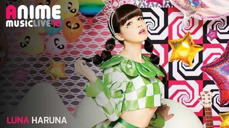 Luna Haruna Anime Music Live 2018