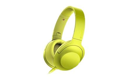 Sony MDR-100AAP, color y diseño por sólo 75 euros, con estos auriculares en Mediamarkt, sólo esta mañana