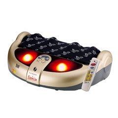 Masajeador de pies con mando a distancia