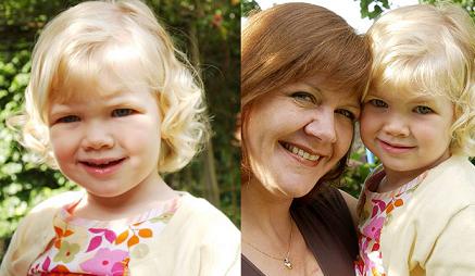 Una niña de dos años tiene un cociente intelectual de 152