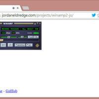 Winamp se hace inmortal gracias a la magia del HTML5