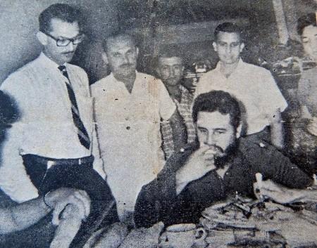 Desayuno Fidel