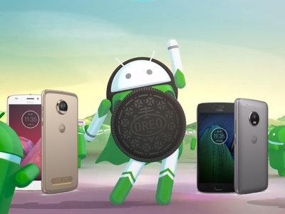 Motorola confirma los móviles que actualizarán a Android 8 Oreo