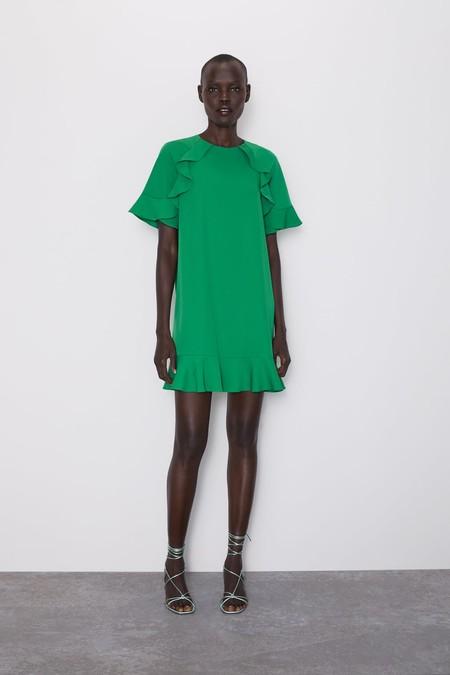 Vestido Invitada Zara 8