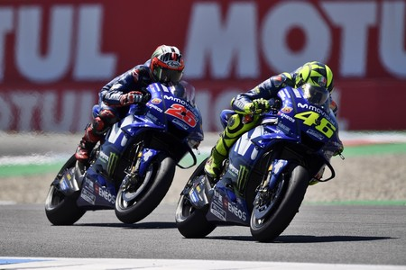 Movistar podría dejar de ser patrocinador principal de Yamaha en MotoGP a favor de Monster
