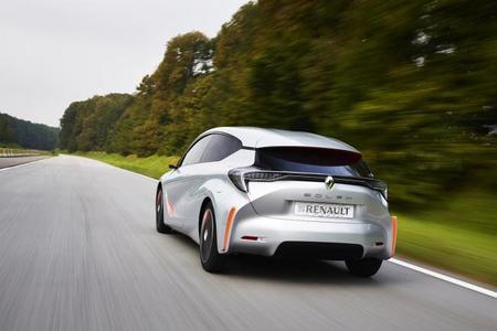 Renault Eolab Z.E. Hybrid: 1 l/100 km, camino de París
