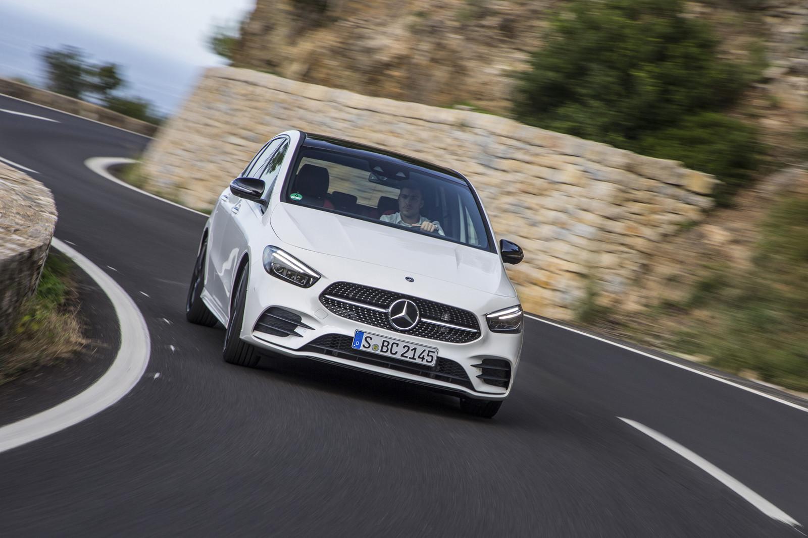 Foto de Mercedes-Benz Clase B 2019 (117/157)