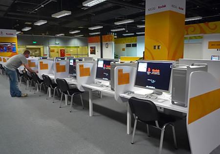 Imagen de la semana: Apple en los Juegos Olímpicos de Pekín 2008