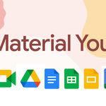 Google lanza el rediseño de Gmail, Meet, Calendar, Drive y cía con Material You: estas son las novedades