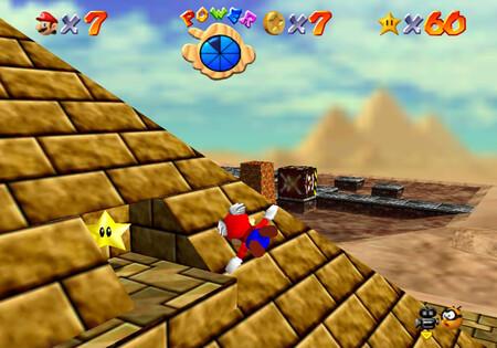 Super Mario 64 Mundo8 Estrella2 02