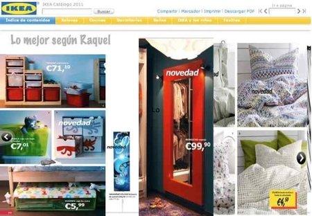 Catálogo de Ikea 2011: lo mejor según Raquel