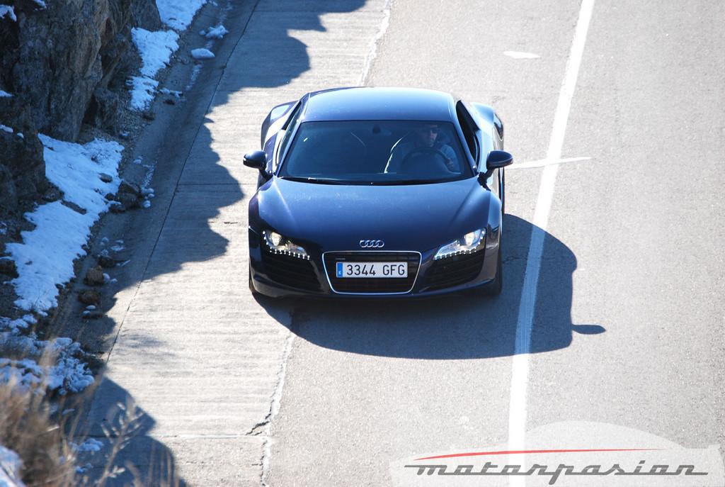 Foto de Audi R8 4.2 FSI R tronic (prueba) (1/50)