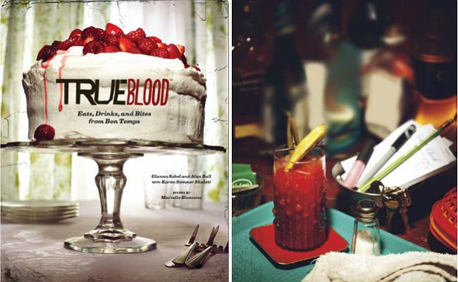 Libro de cocina de True Blood