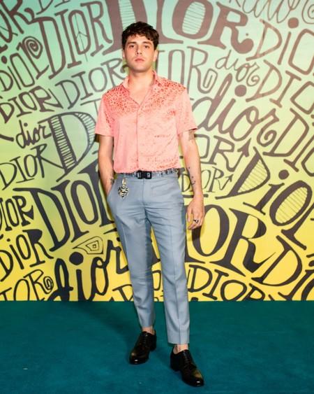 Xavier Dolan Dior Fall 2020 3 12 19