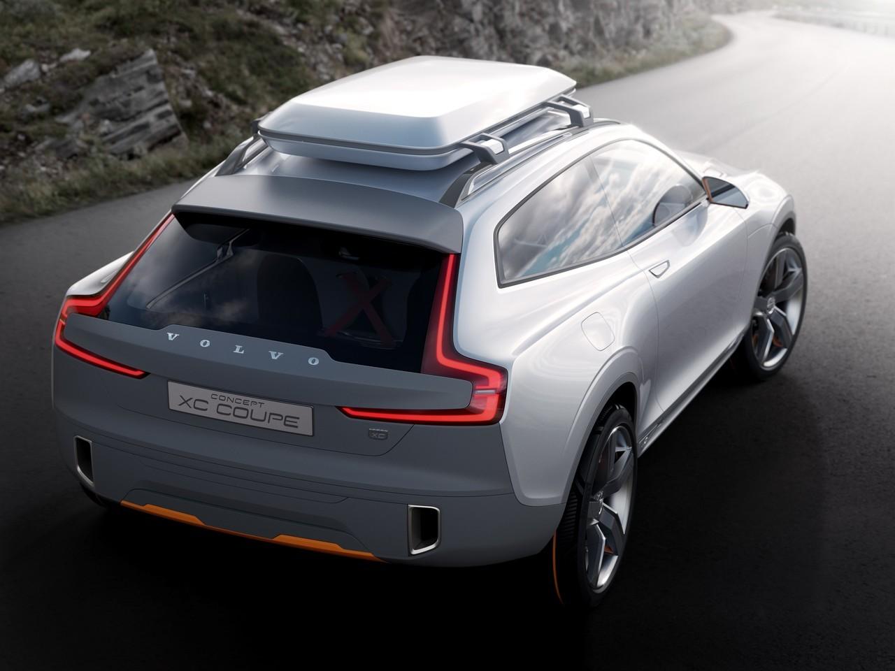 Foto de Volvo XC Concept (13/64)