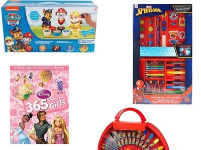 ¿Aun estas buscando regalos para los peques? Amazon ofrece descuentos en juguetes educativos artísticos sólo hoy hasta medianoche