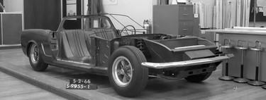 Misterio resuelto: el Ford Mustang de motor central desconocido sí era el Mustang Mach 2 concept car de 1967