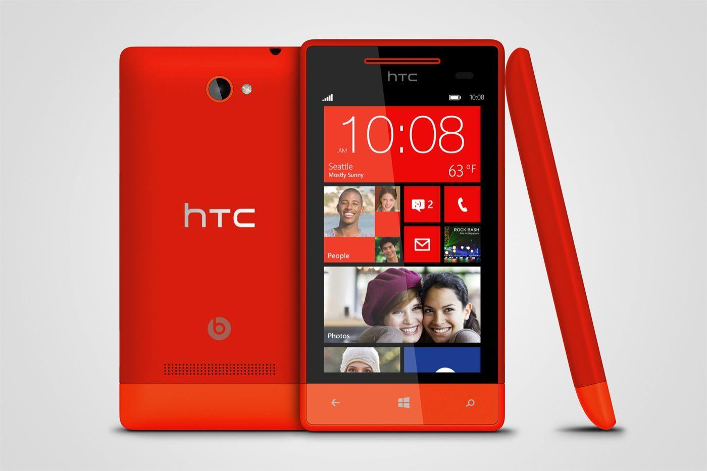 Foto de HTC 8S (4/4)