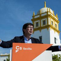 Ciudadanos se aleja de Vox en Andalucía. Es solo un anticipo de la fractura que viene en la derecha