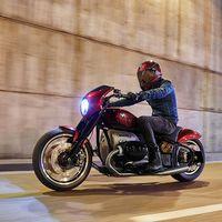 La BMW Motorrad Concept R 18 /2 es otro prototipo, pero adelanta cómo será la megacustom alemana de 1.800 cc