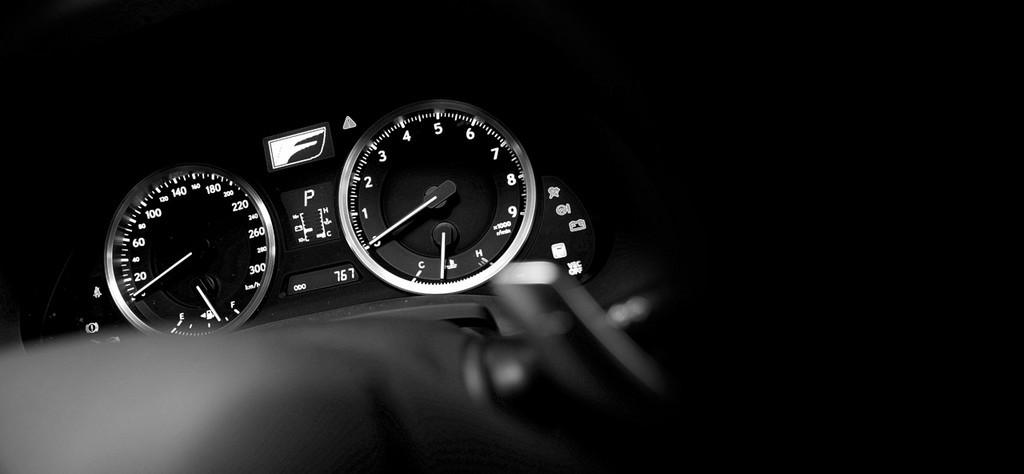 Foto de Lexus IS-F (44/111)