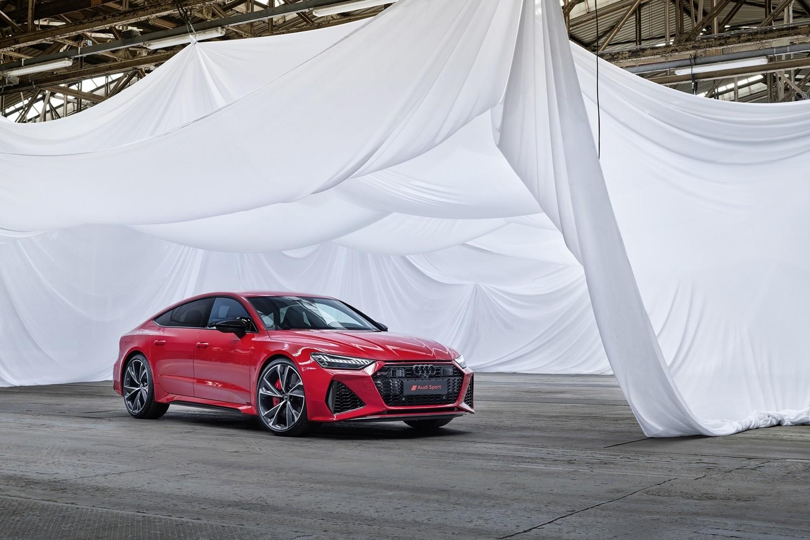 Foto de Audi RS 7 Sportback 2020 (37/44)