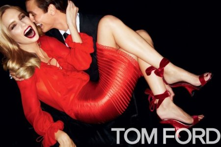 Tom Ford rojo