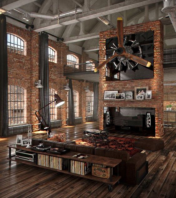 Interior Industrial 10