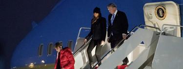 Melania Trump demuestra cómo ser cool y desempeñar el papel de Primera Dama de USA