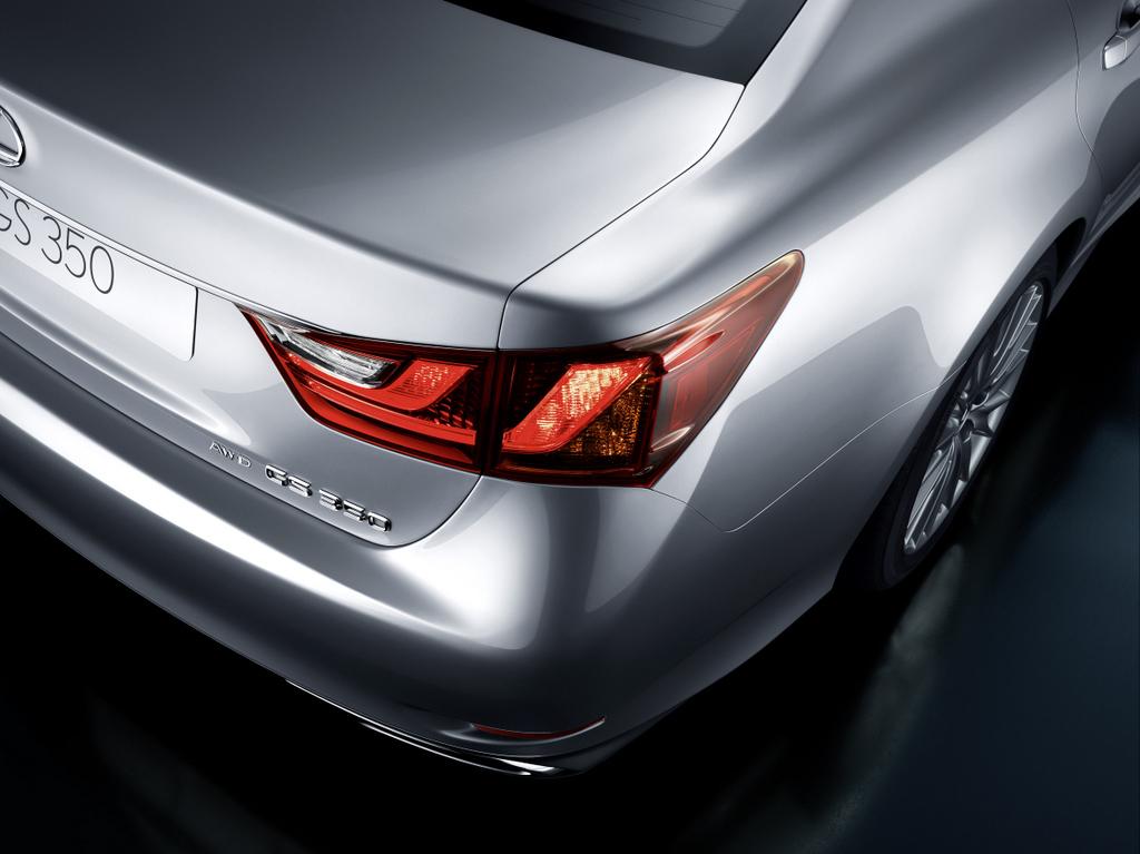 Foto de Lexus GS 2012 (13/21)