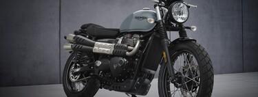 La Triumph Street Scrambler se actualiza al mismo precio: motor Euro 5 con 65 CV, mejores acabados y edición especial Sandstorm