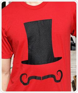 Camiseta de villano