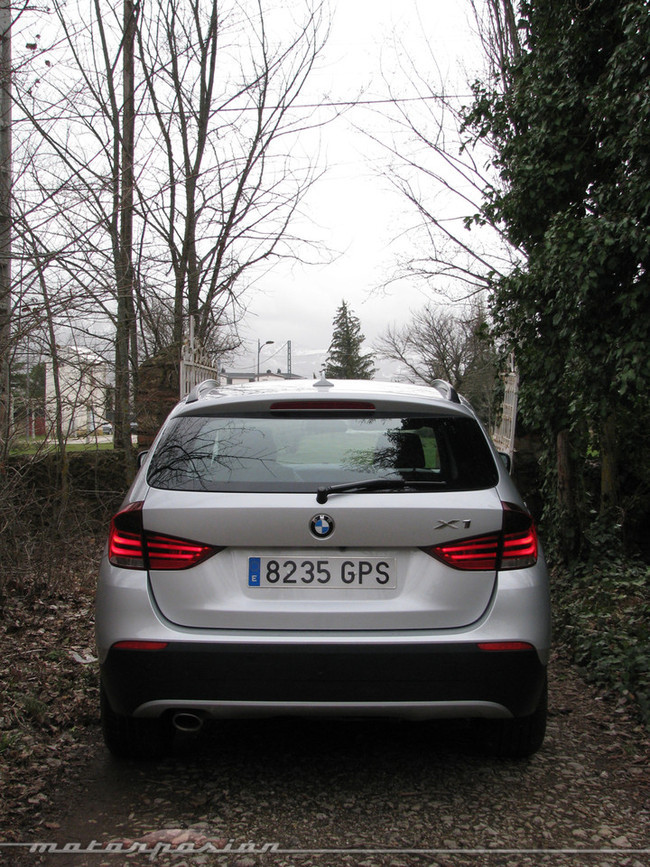 Foto de BMW X1 xDrive23d (prueba) (14/34)