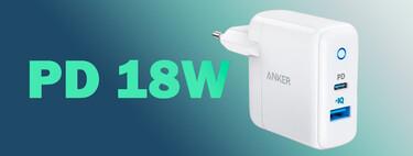 """El cargador doble Anker PowerPort PD 2 30W es """"imprescindible"""" para viajar con iPhone y iPad, a 19,99 euros en Amazon"""