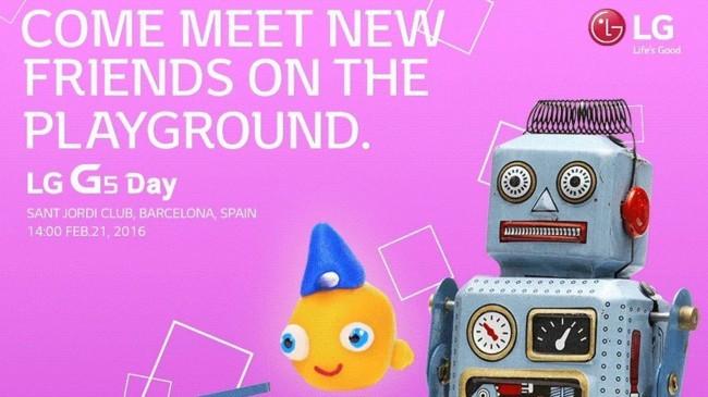 Nuevo LG G5, sigue su presentación en directo en Xataka
