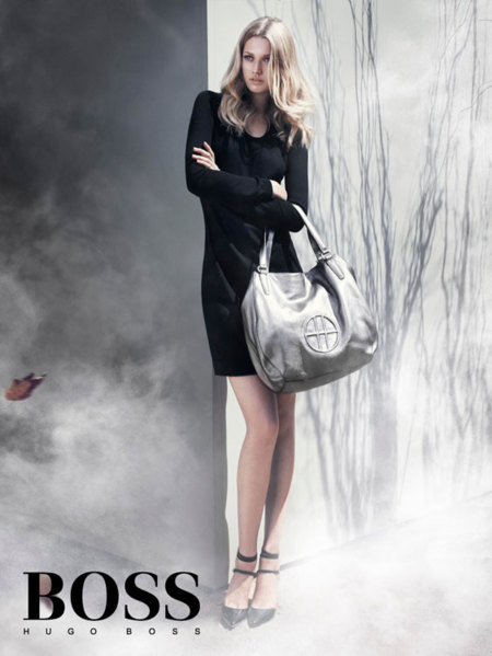 Hugo Boss Black invierno  2012