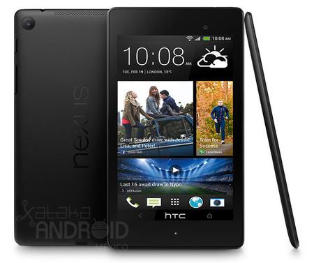 """La Nexus 8 podría ser de HTC y tener pantalla de 8.9"""""""
