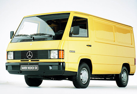 Mercedes Benz Mb 100