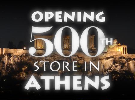 Stradivarius abre su tienda número 500