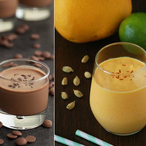 Refréscate con fruta: ideas para hacer los mejores batidos y smoothies y cómo presentarlos para que sean irresistibles
