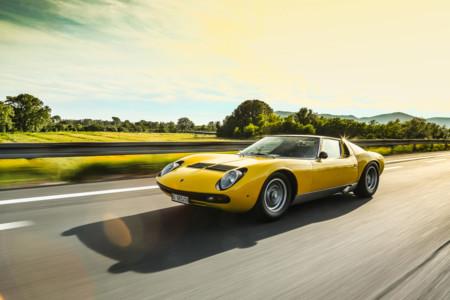 Lamborghini Miura Aniversario 2
