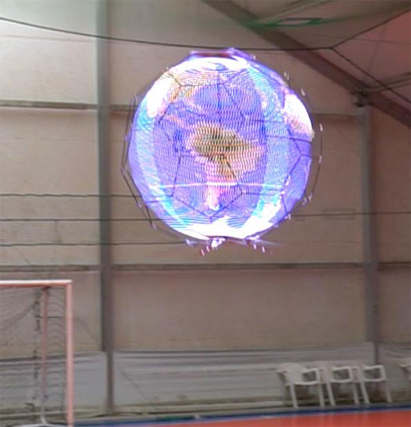 Drone esferico