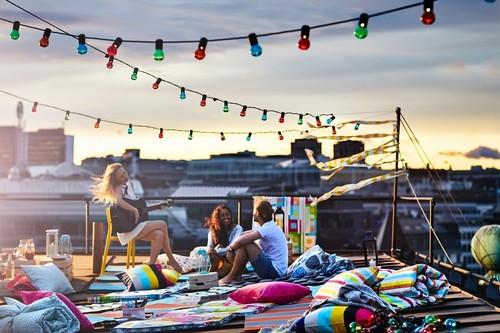 Ganas de verano: Y con esta colección de IKEA, todavía más