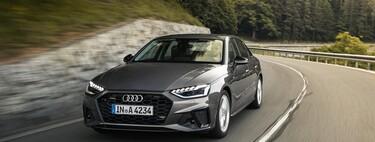 Los Audi A4 y A6 se transformarán en eléctricos para finales de la década aproximadamente
